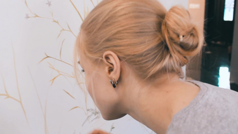 Tanya Kudrina ❀ Birds Flowers