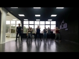 VOGUE HANDS by Andrew | El Gato Summer Dance Intensive 2017 | Земфира - П.М.М.Л.