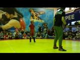 Никита Лысенко 1 бой Кубок Москвы по Панкратиону 26 ноября 2017г.