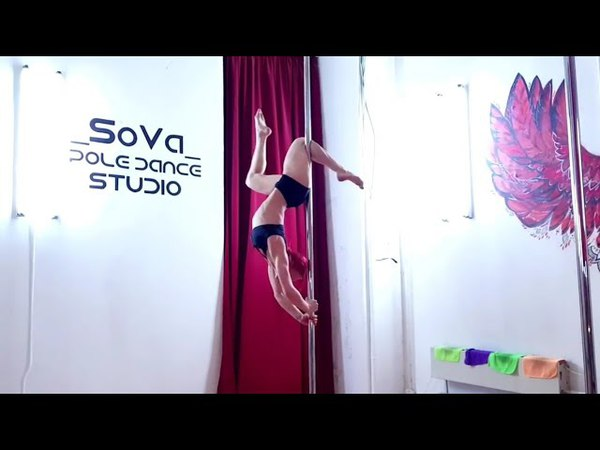 _SoVa_ Polecombo 108 Magic Trick Dinamic Pole Dance