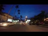 Покатушки по вечернему Муй Не (Фантьет, Вьетнам)