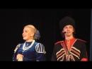 23.05.18 ансамбль песни и танца казаков А.Мукиенко, Ярослав Баярунас, артисты ансамбля (отрывок)
