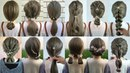 30 Amazing Hair Transformations - Easy Beautiful Hairstyles Tutorials 🌺 Best Hairstyles for Girls 2