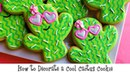 How to Decorate a Cool Cactus Cookie