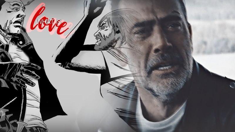 Rick negan | what is love? [8x16]