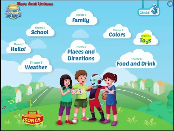 I-learn Smart Start - Grade 3 - Theme: 5 Toys