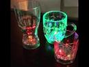 Декоративные светодиодные светильники Feron в форме бокалов