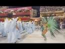 Британка Саманта Флорес - первая иностранка, ставшая музой карнавала в Рио.