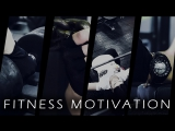 Fitness Motivation by Anastasia Sugakova