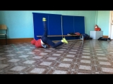 Коваленко Слава (первые шаги гелика)