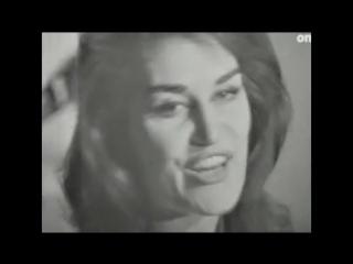Dalida ♫ Guitares Et Tambourins ♪ 1960 (Show 60 Allemagne One)