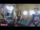 Нудистки парашютистки русское видео