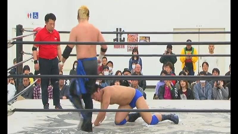 Daichi Hashimoto vs. Yuya Aoki (BJW - Ikkitousen Strong Climb 2018 - Day 1)