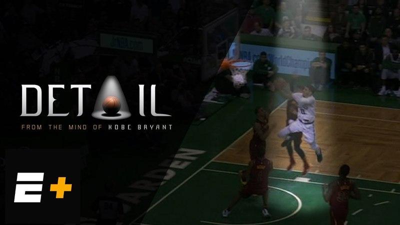 Kobe Bryant analyzes film of Jayson Tatum vs. Cavaliers   Detail Excerpt   ESPN