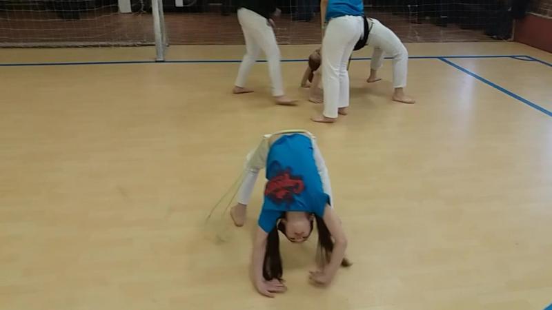 Тренируем floreio 2. Детский семинар.