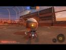 Rocket league - Гол ежом 3