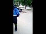 ДТП ул. Островского, Туймазы 01.06.2018