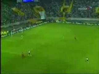Финал кубка УЕФА 2004-05гг.Спортинг(Португалия)-ЦСКА 1-3