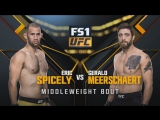 THE ULTIMATE FIGHTER FINAL Eric Spicely vs Gerald Meerschaert