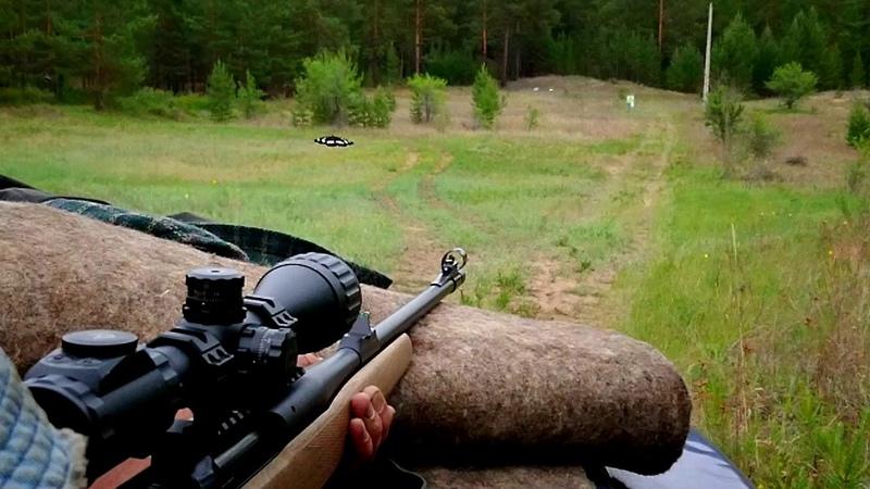 Стрельба по мишеням (Проект Instagram)