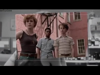Max Mayfield | Richie Tozier | Beverly Marsh vine