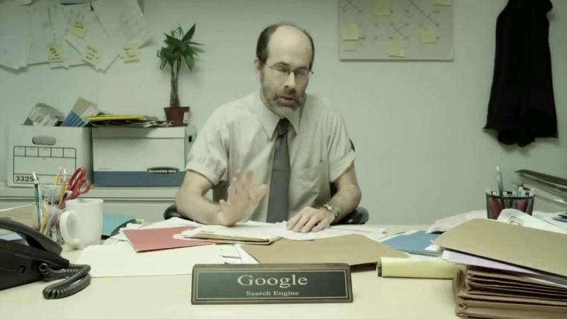 если бы google был человеком! все части.