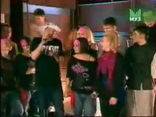 МУЗ ТВ Dance Battle: финал - Активный проект vs United BIT