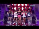 HyunA (4Minute) - Bubble Pop 29.07.11 Music Bank