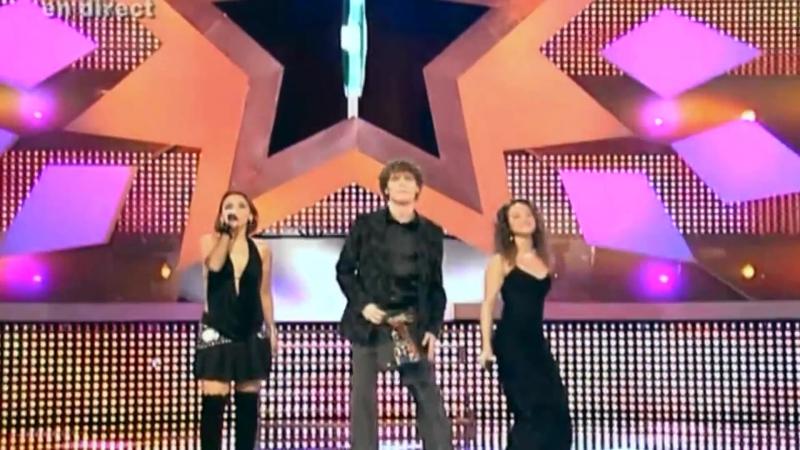 Alizee - Moi...Lolita (Eurobest Feat. Chenoa, Melanie, Pavel)