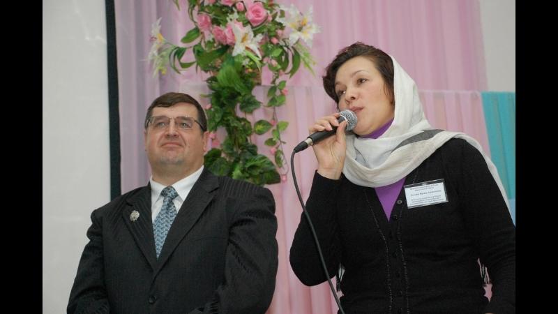 Гимн семье Новая песня на стихи Андрея Елисова , музыка Руслана Ермакова