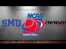 SMU Mustangs vs Cincinnati Bearcats 09 03 2018 AAC Championship Quarterfinal NCAAM 2017 2018