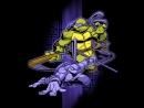 Teenage Mutant Ninja Turtles 2003 №6 Справедливость (Донателло)