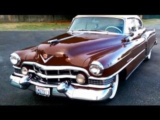 Автомобиль Cadillac Series 62, 1951 года