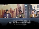 What did Maze Runner cast eat for first breakfast in KOREA Rus(sub)