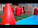 20.01.18 Отборочные игры первенства по лазертагу 18 СШ (часть 3)