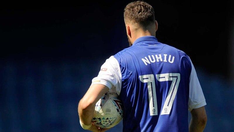 Atdhe Nuhiu's Sheffield Wednesday goals