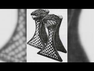 В старину крымские татарки носили ходули