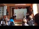 концерт День Защитника Отечества, 5 кл. песня Бравые солдаты