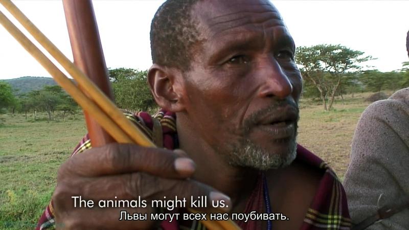 BBC «Планета людей (6). Равнины: Источники силы» (Познавательный, природа, 2010)