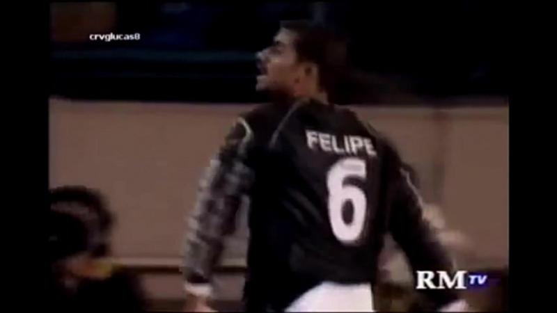 Jogadaça Felipe vs Madrid