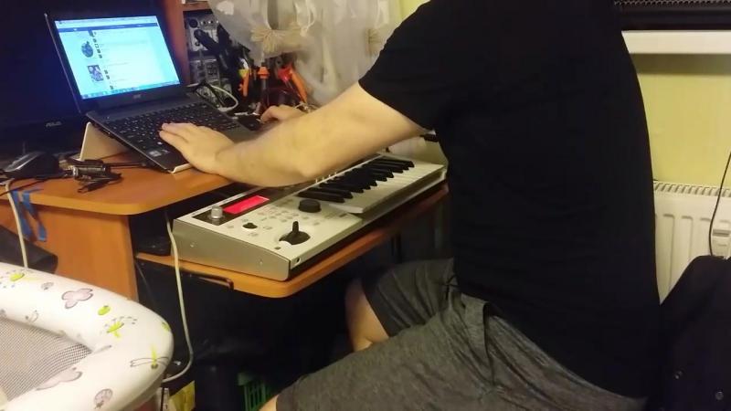 ReznikSAR - Сплин - Мое сердце - Vibraphone - Korg MicroX