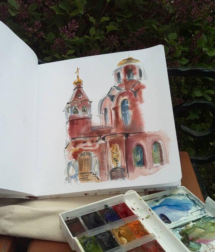 Люба Дикер | Москва