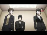 Психопаспорт / Psycho-Pass 2 сезон (1-6 серии)