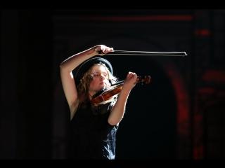 Скрипка и рок - просто огонь! / Ксения Демчук. Синяя птица