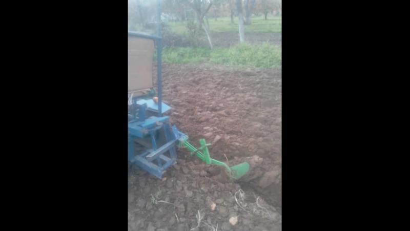 трактор мини