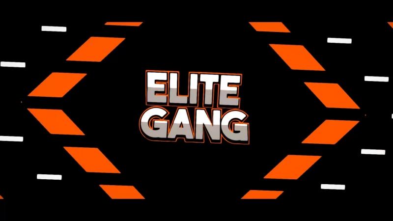 Интро для Elite Gang