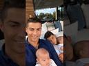 Cristiano Ronaldo full Instagram Live Stream