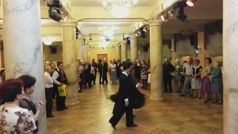 19 апреля в Троицком Д.Р.Юли и международный День Танца.