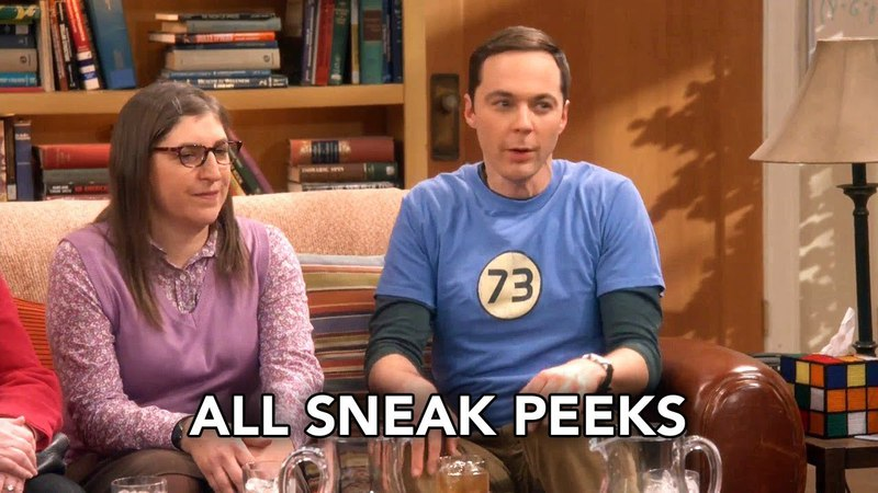 The Big Bang Theory 11x24 All Sneak Peeks The Bow Tie Asymmetry HD Season Finale