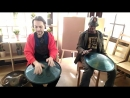 Rav drum и африканская песня
